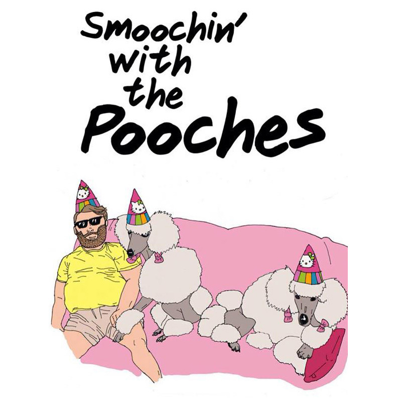 The Pooches - Smoochin' with the Pooches
