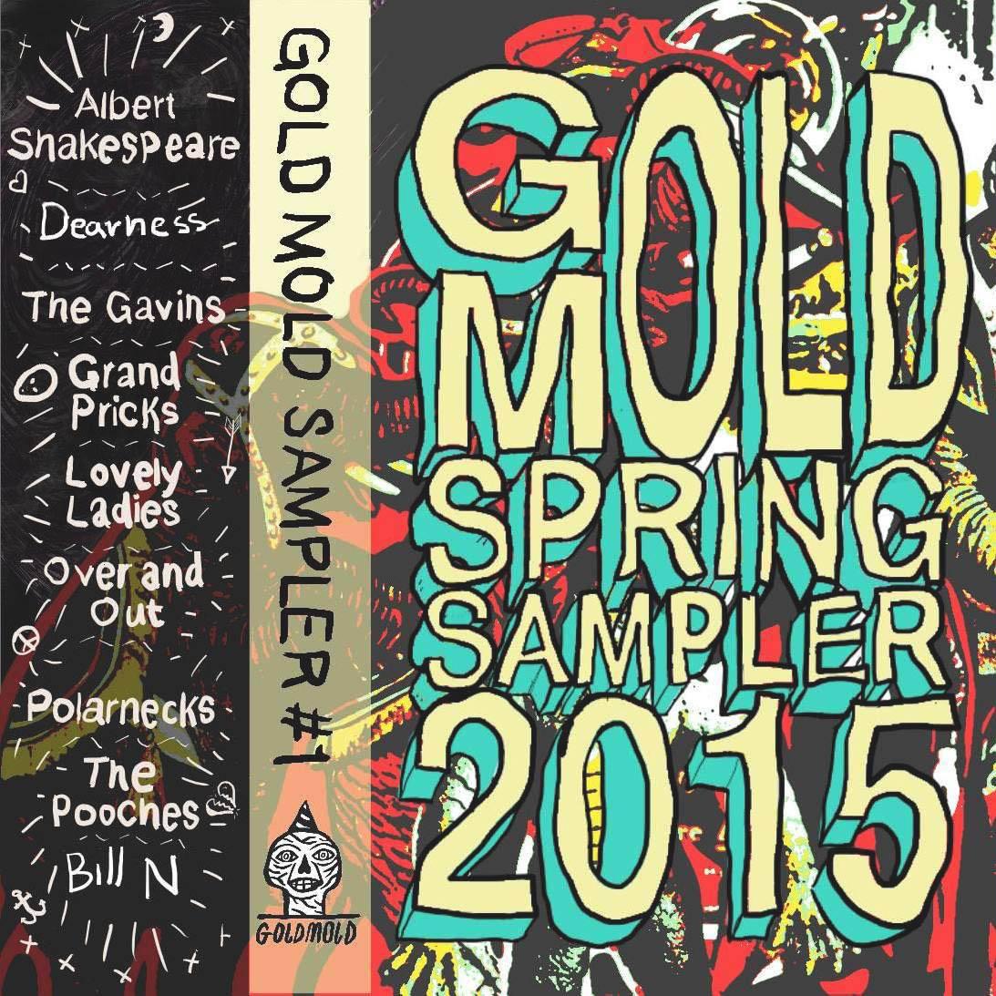 Spring Sampler 2015