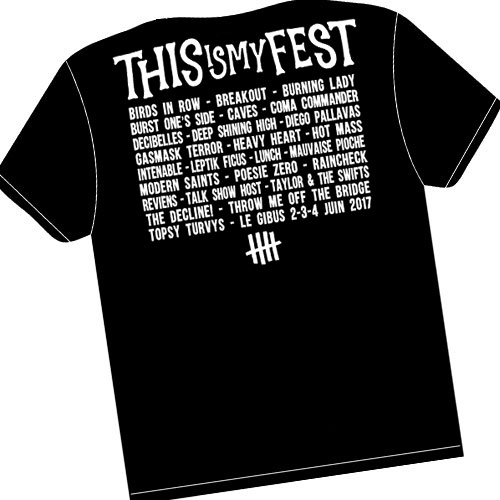 THIS IS MY FEST 5 - TS