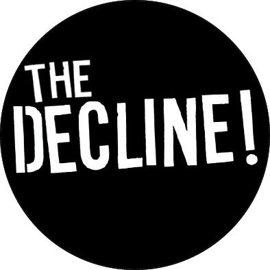 The Decline! - badge