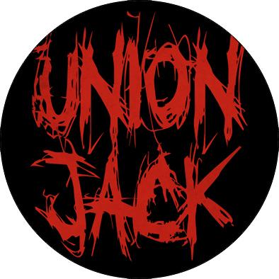 Union Jack - badge logo scratch
