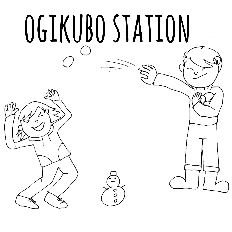 OGIKUBO STATION -