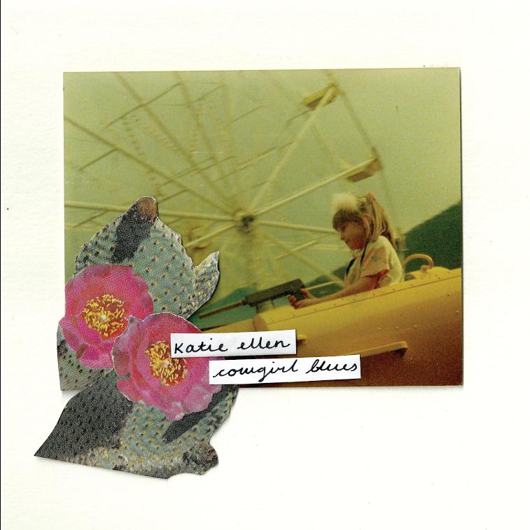 Katie Ellen - Cowgirl Blues LP / Tape