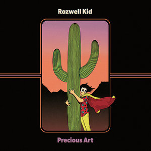Rozwell Kid - Precious Art LP