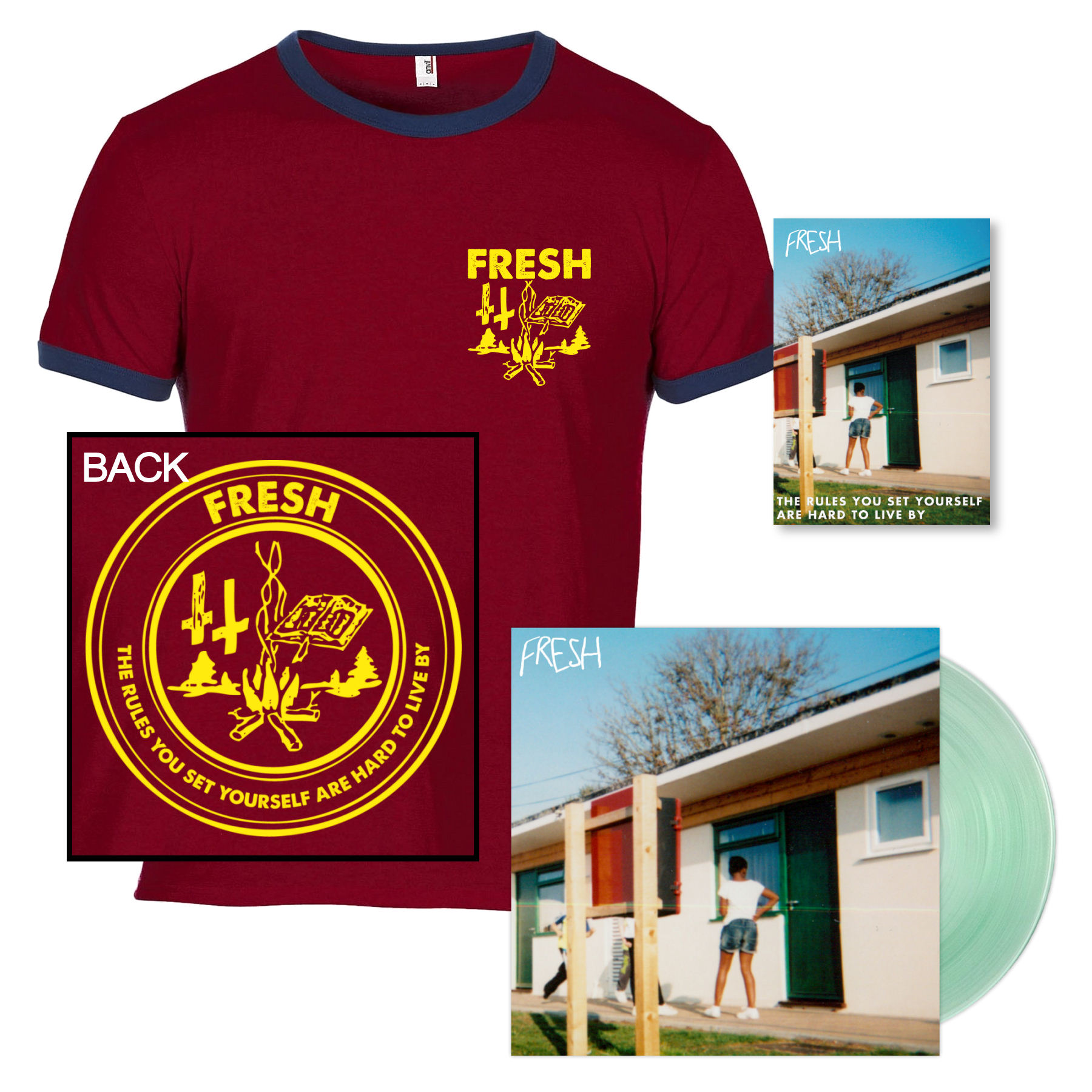 Fresh - s/t LP / CD