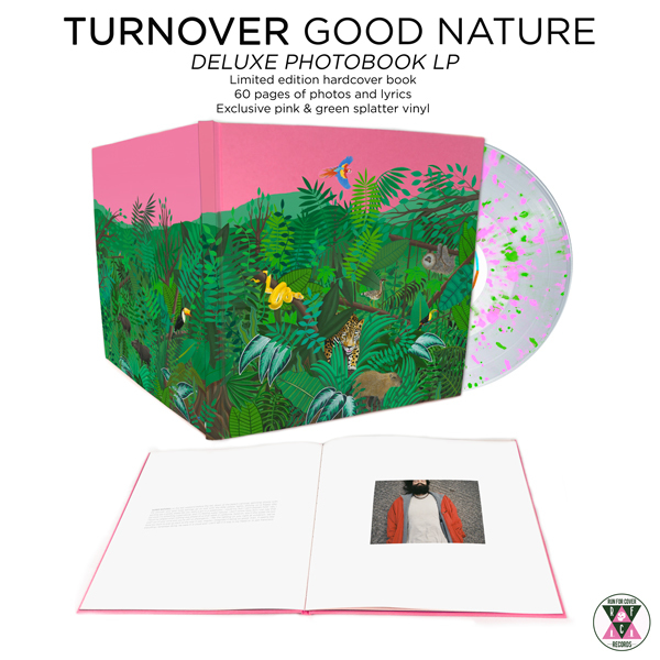Turnover - Good Nature - Deluxe LP