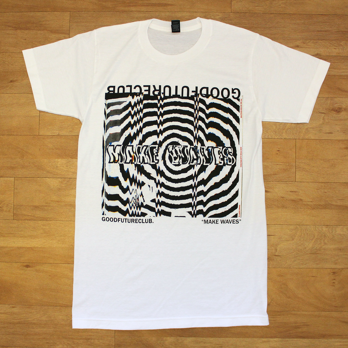 Make Waves - White
