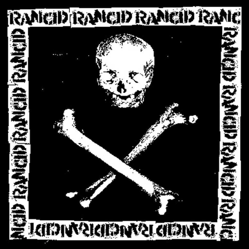 Rancid - s/t (2000) LP