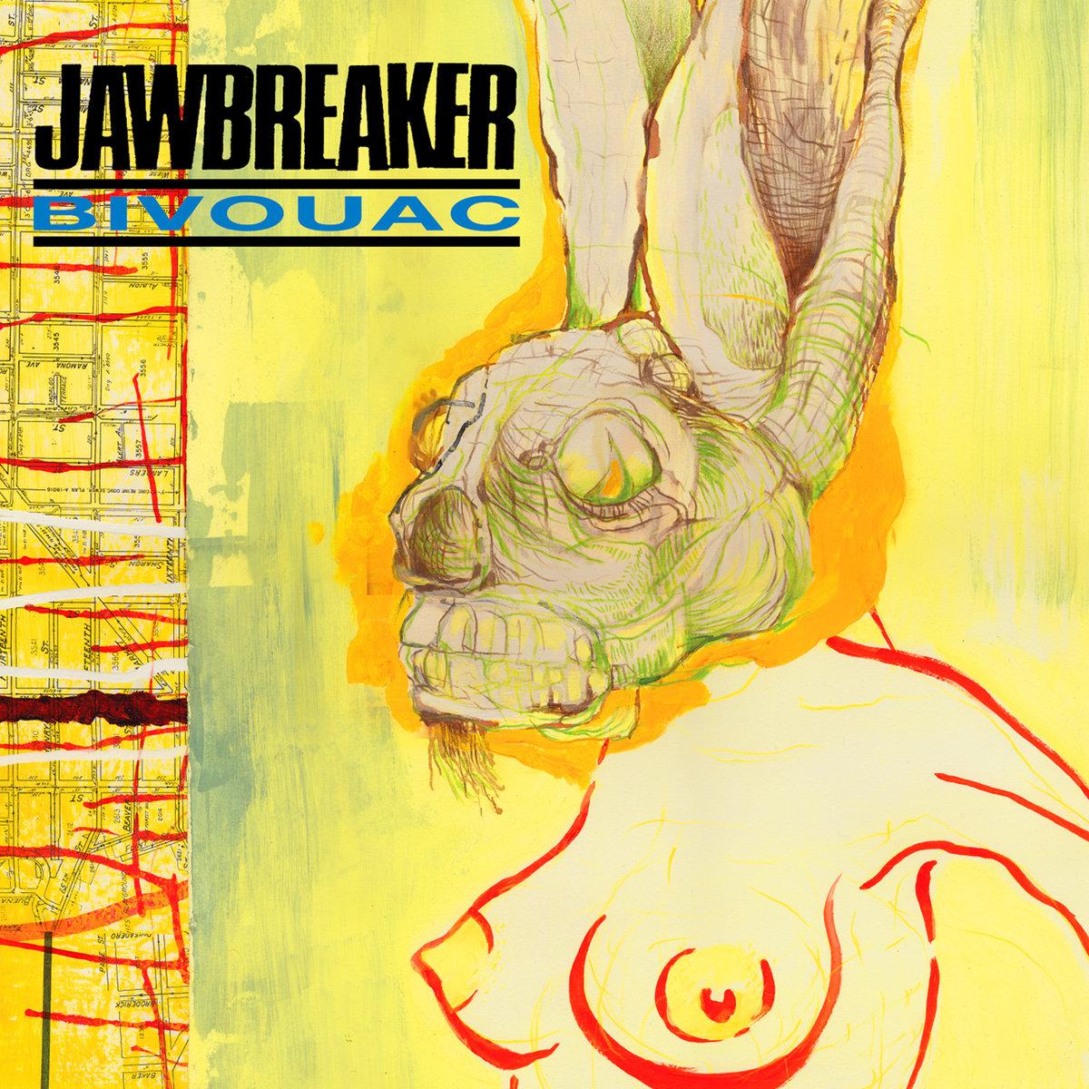 Jawbreaker - Bivouac LP