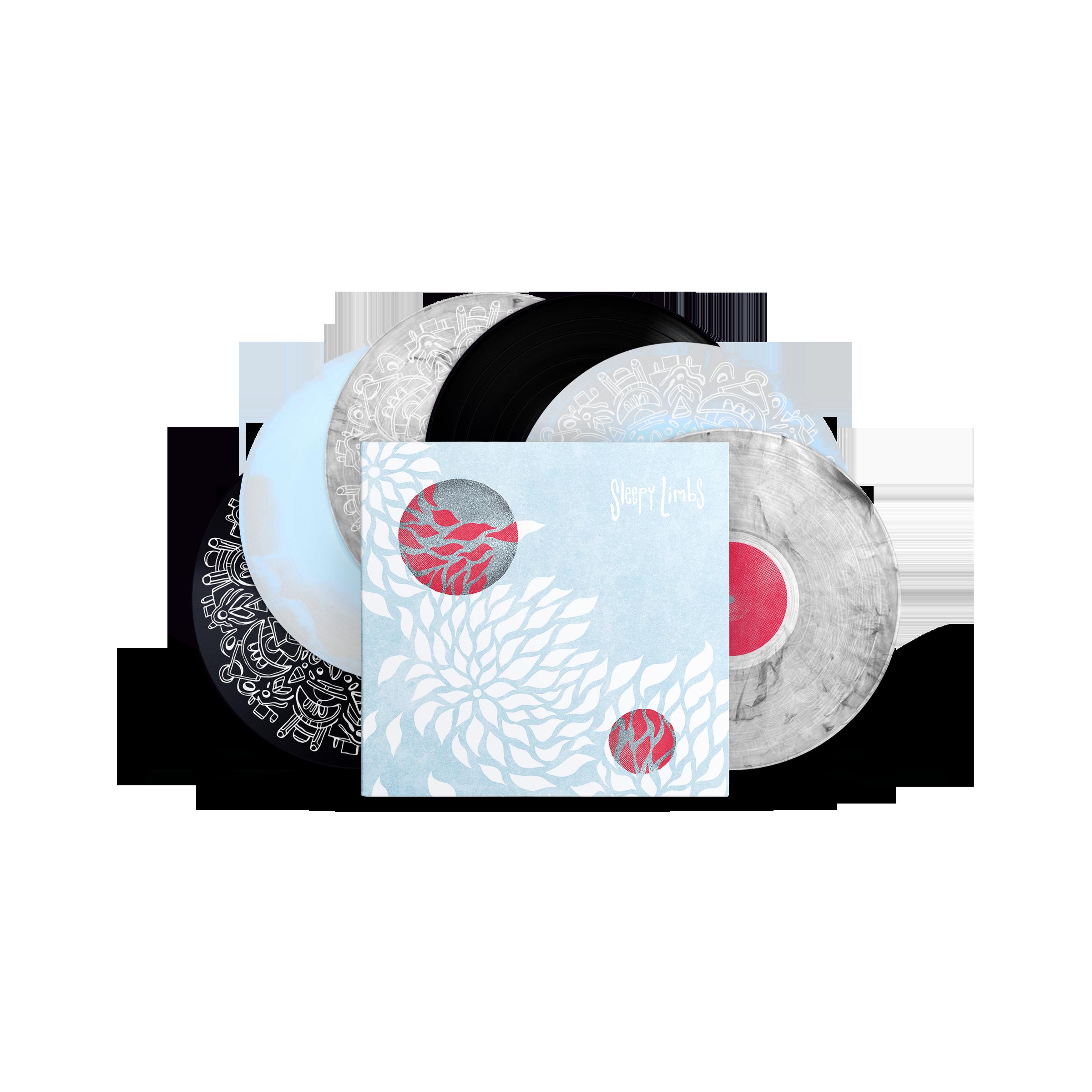 Sleepy Limbs - S/T EP