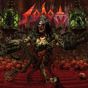 Sodom - Self-titled (Re-Release)