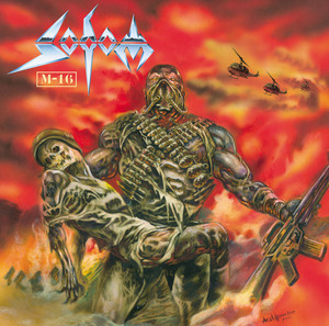 Sodom - M16 (Re-Release)