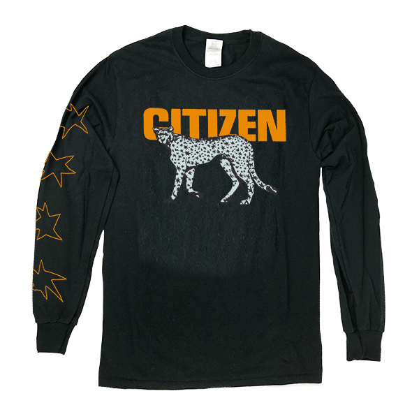 Citizen - Cheetah Longsleeve