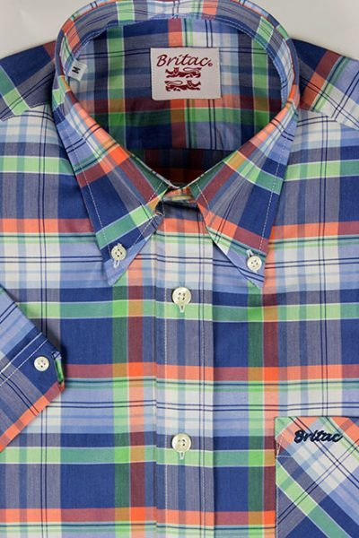 Britac Mens Short Sleeve-SL434