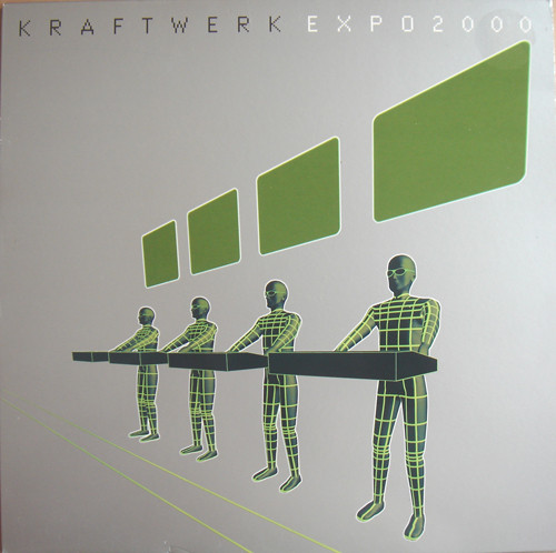 Kraftwerk – Expo2000 (Kling Klang)