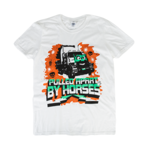Truck T-Shirt (White)