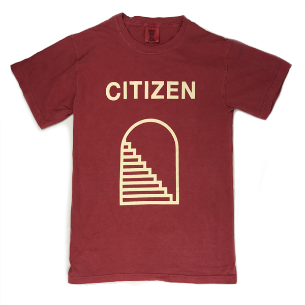 Citizen - Stairway Shirt (Red)