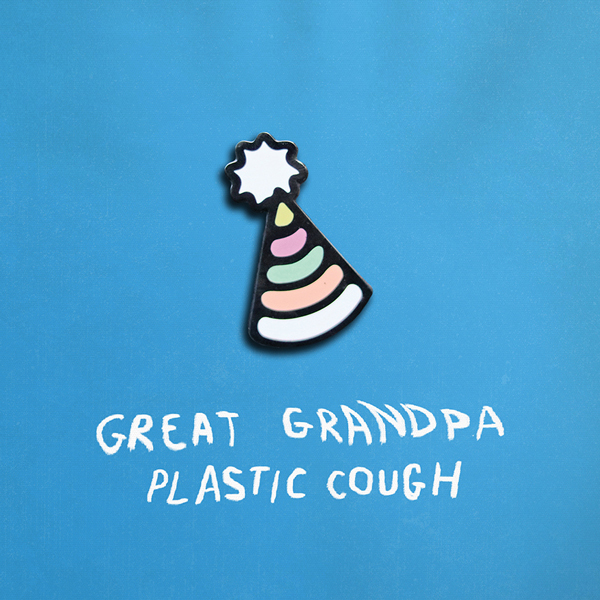 Great Grandpa - Plastic Cough Cassette Tape