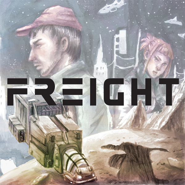 FREIGHT #1 (Comic Book)