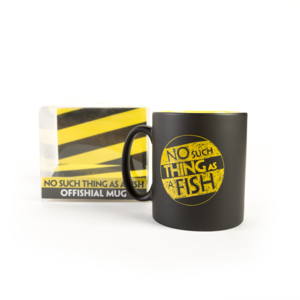 No Such Thing As A Fish Offishial Mug