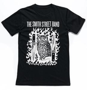 The Smith Street Band - Owl T-shirt