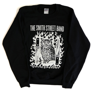 The Smith Street Band - Owl Sweatshirt