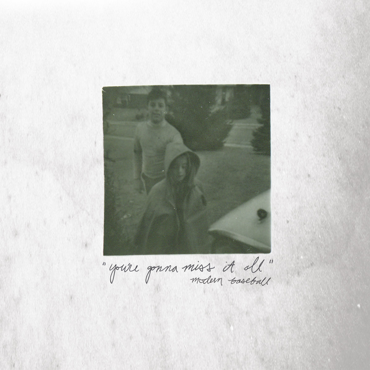Modern Baseball - You're Gonna Miss It All LP / Tape