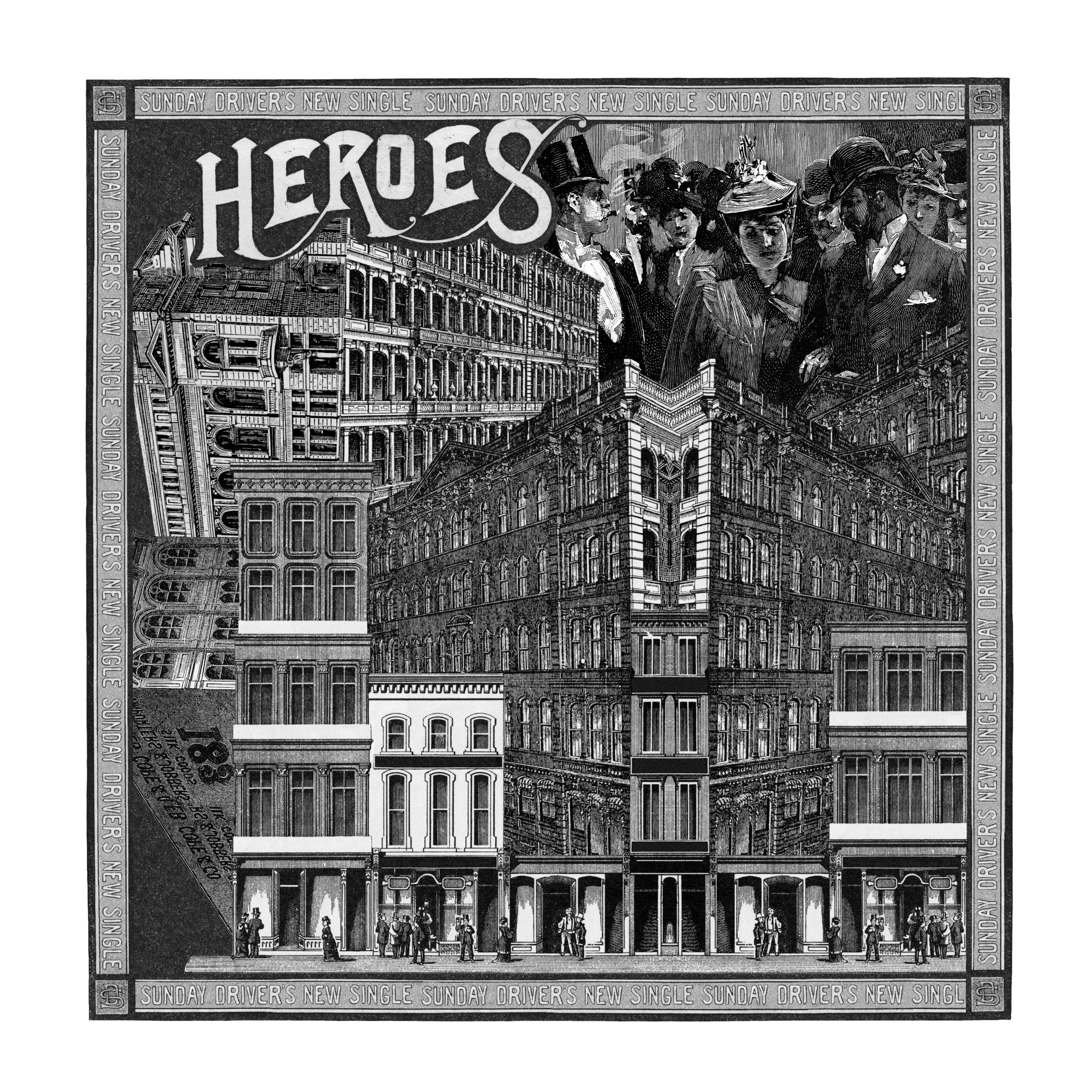 Heroes Hi-Quality Print