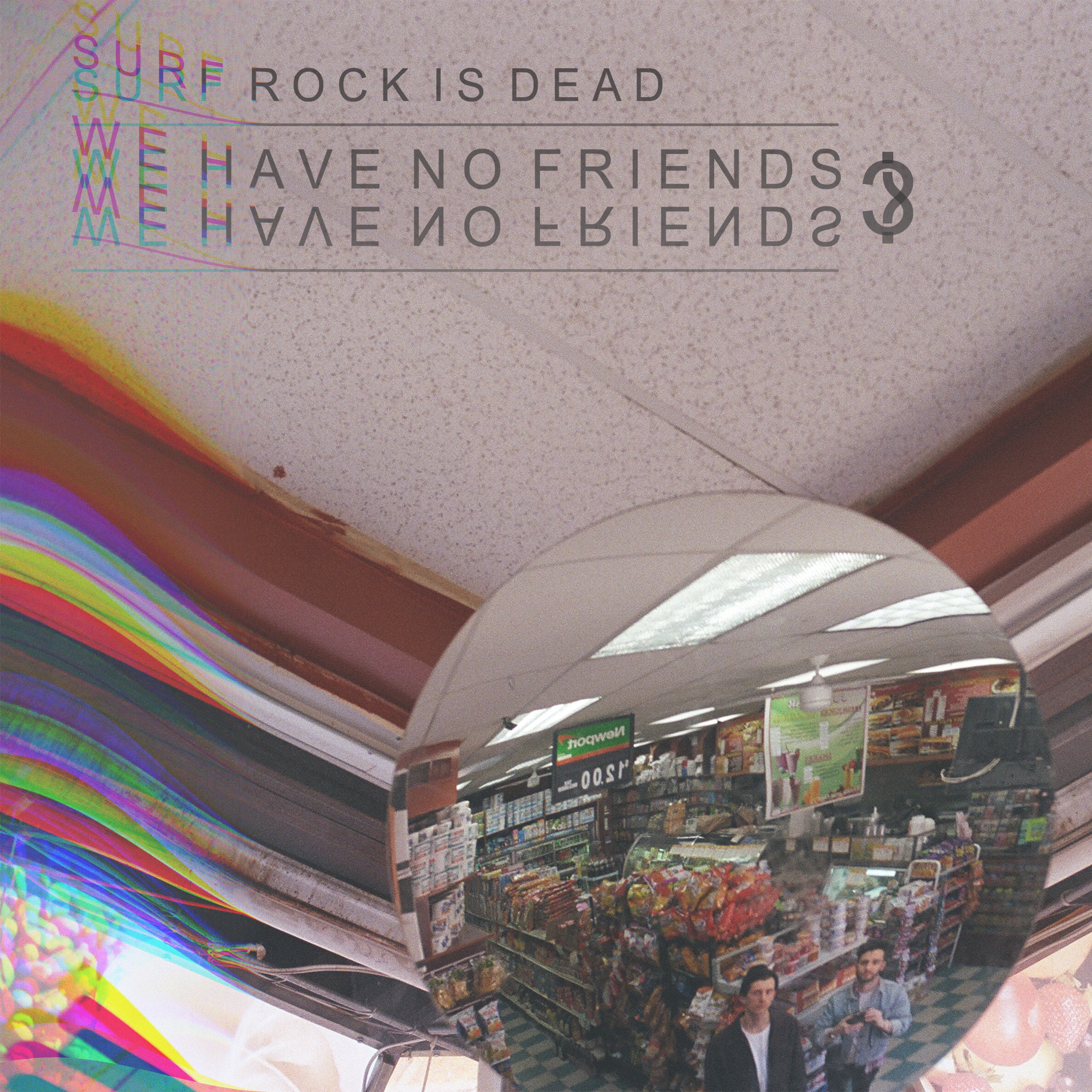 The Native Sound - Surf Rock is Dead – We Have No Friends? EP