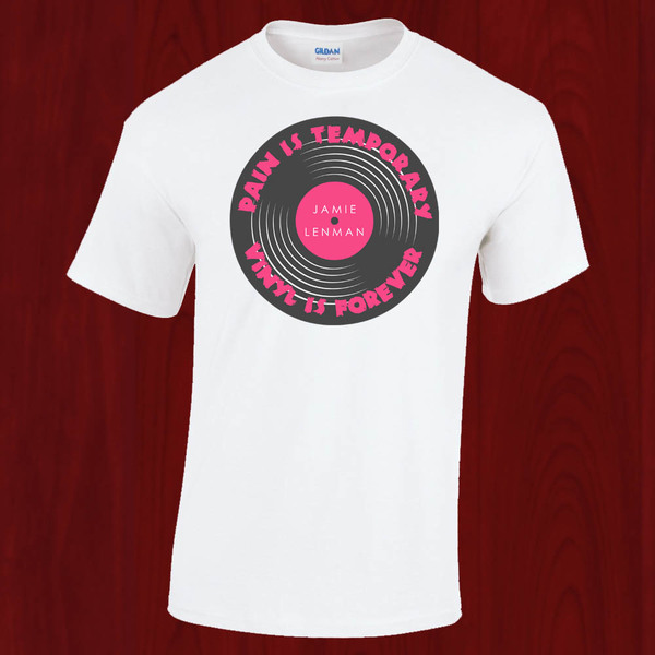 Jamie Lenman - Devolver T-Shirt