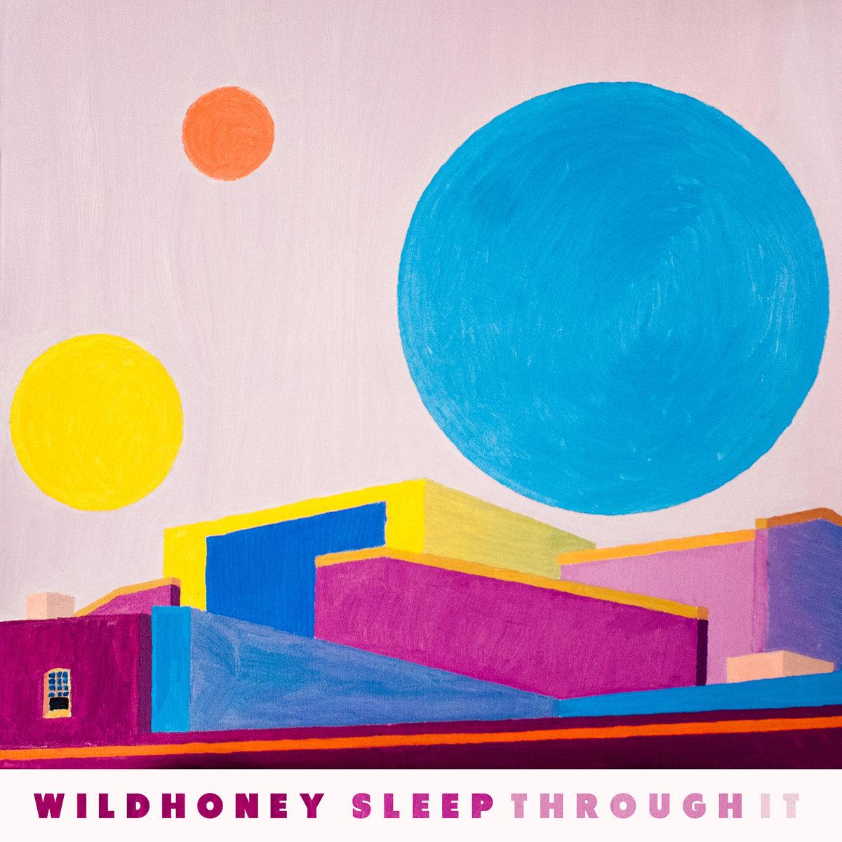 Wildhoney - Sleep Through It LP