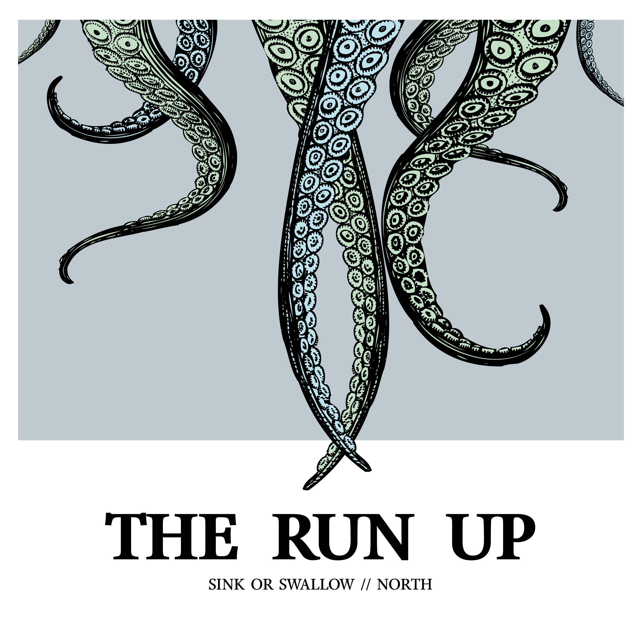 The Run Up - Sink or Swallow // North