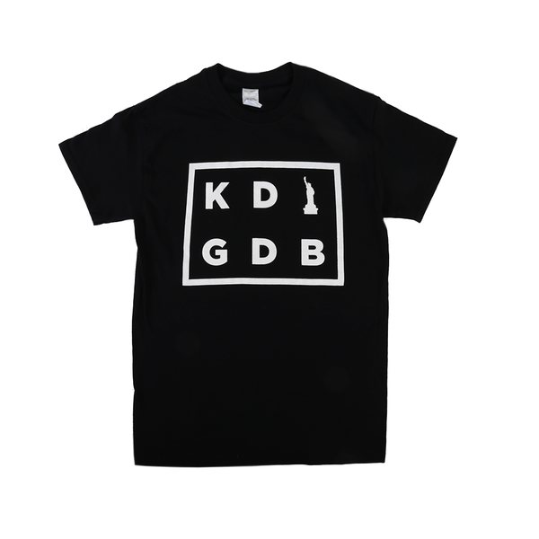 Kevin Devine - KD & GDB T-shirt