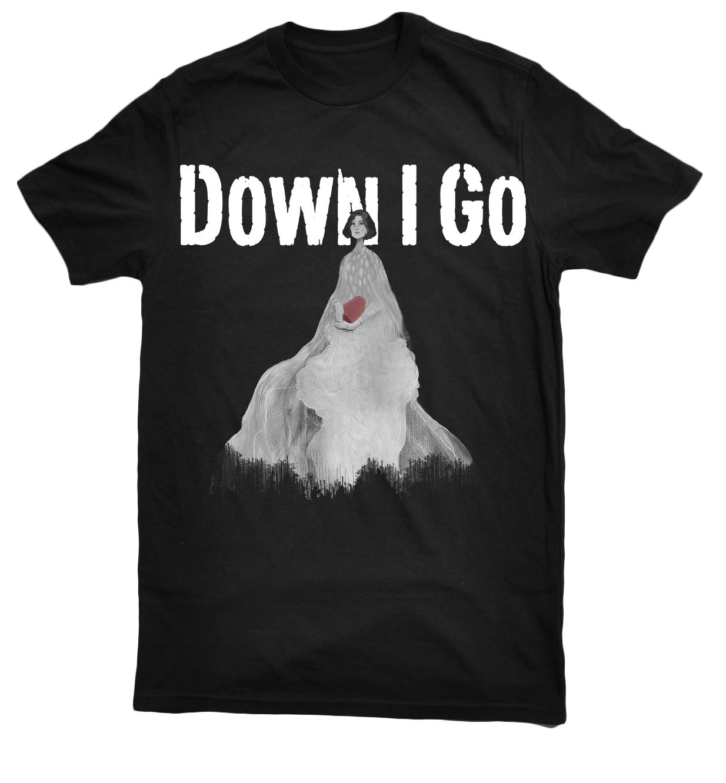 Down I Go - Mortals shirt