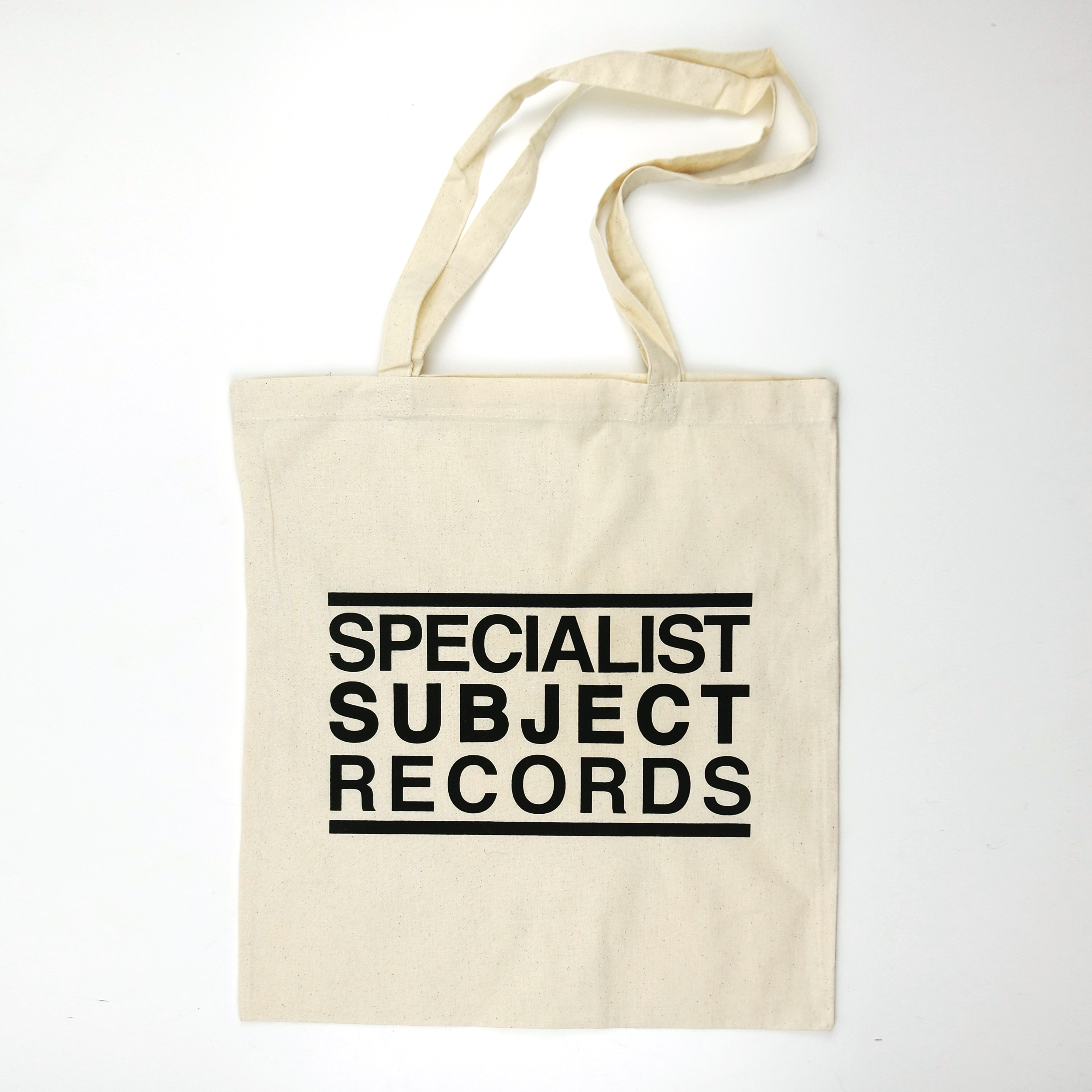 Specialist Subject - Natural Logo Tote Bag