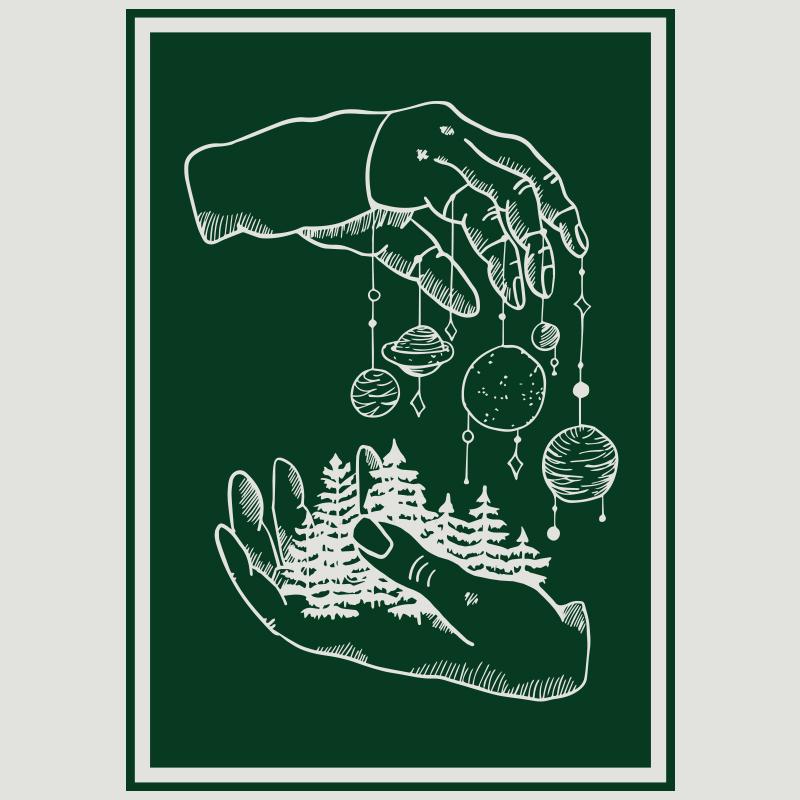 Hands Tee