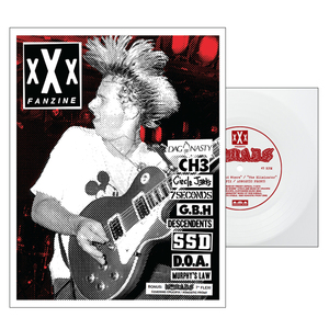 xXx Fanzine: Mini-Zine / Flexi