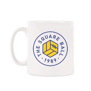 TSB White Logo Mug