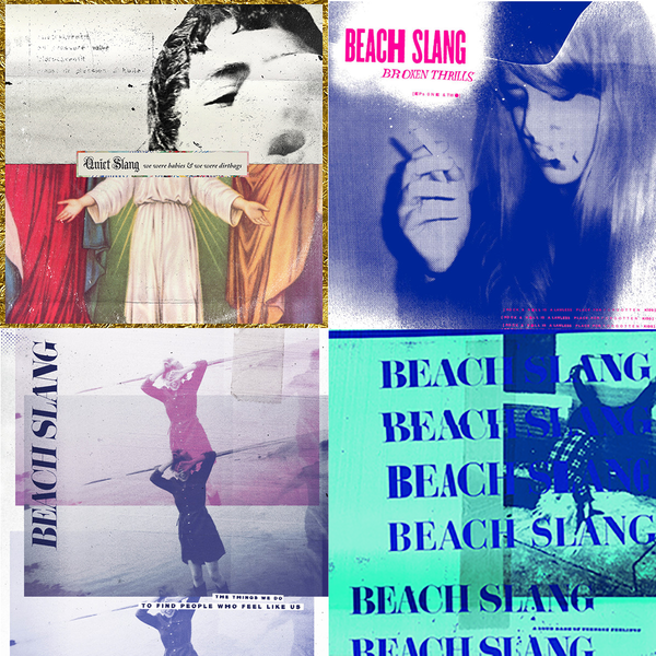 Beach Slang 'Discography' Bundle