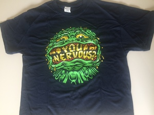 You Nervous T-shirt