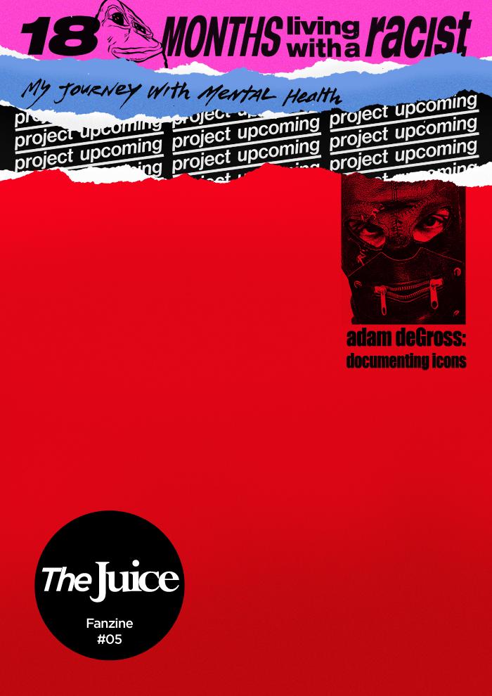 The JUICE Fanzine #05