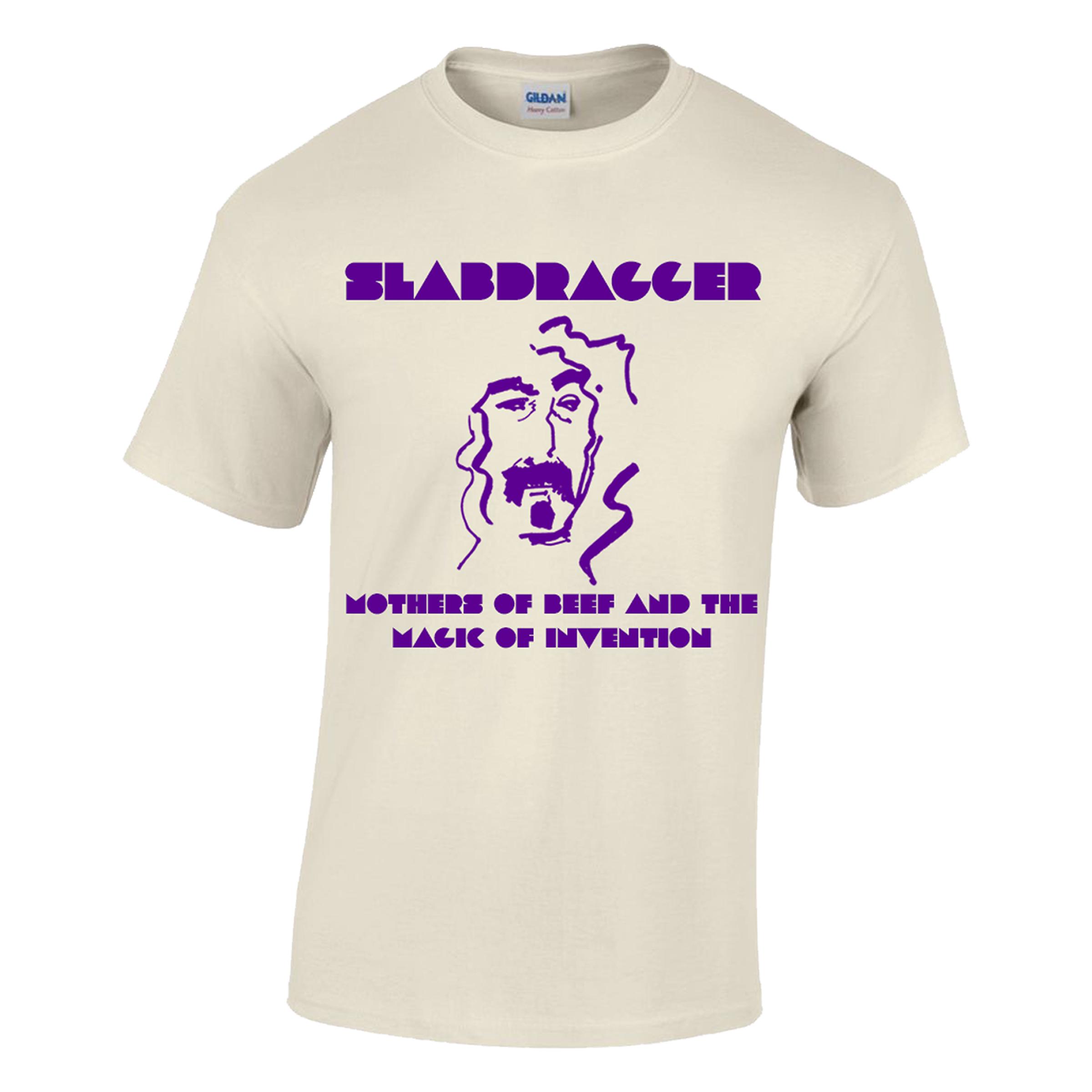Slabdragger 'Mothers Of Beef...' split shirt