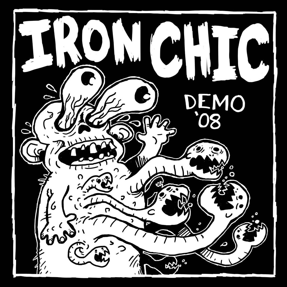 Iron Chic - Demo '08 12