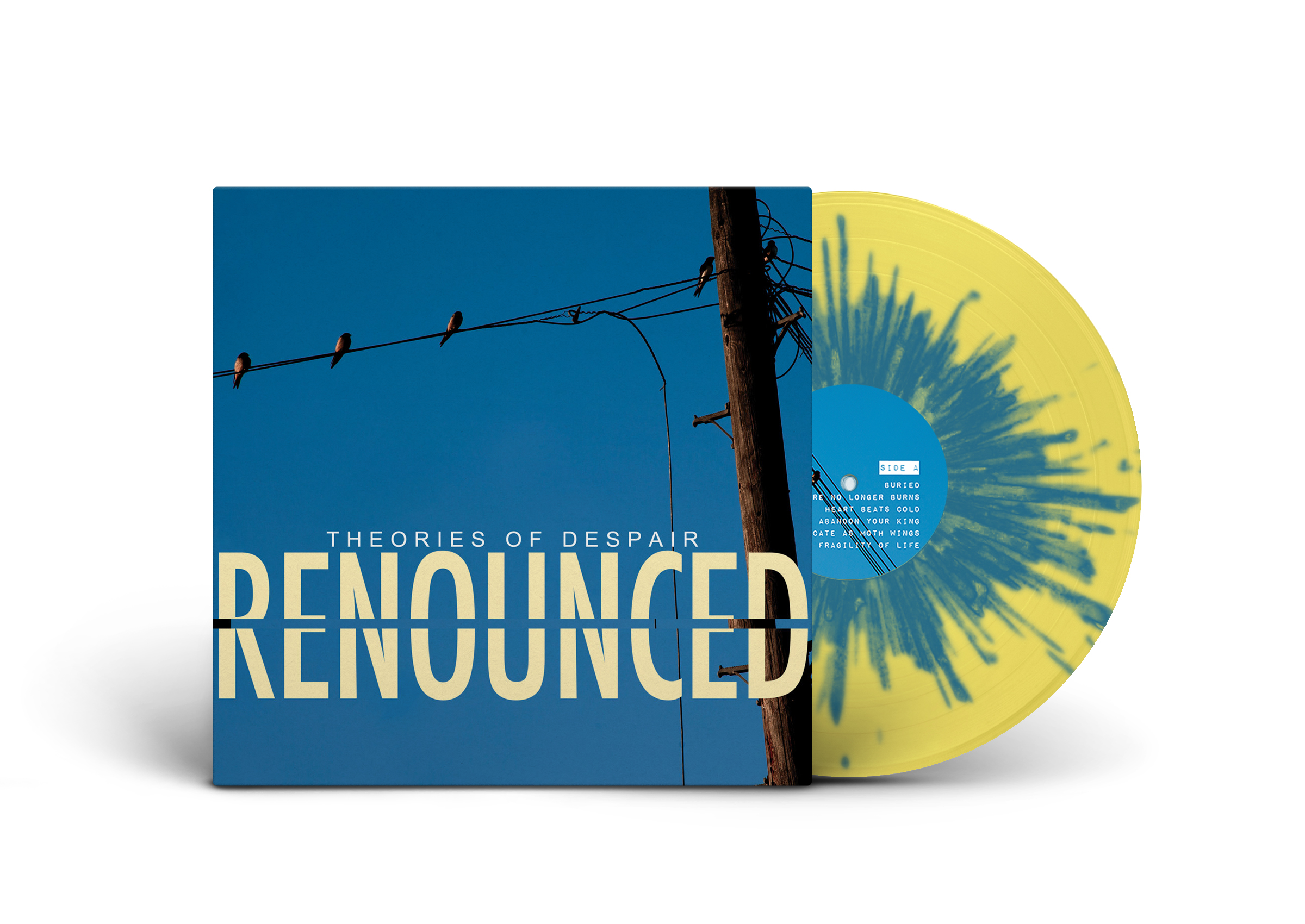 Renounced - Theories Of Despair (reissue)