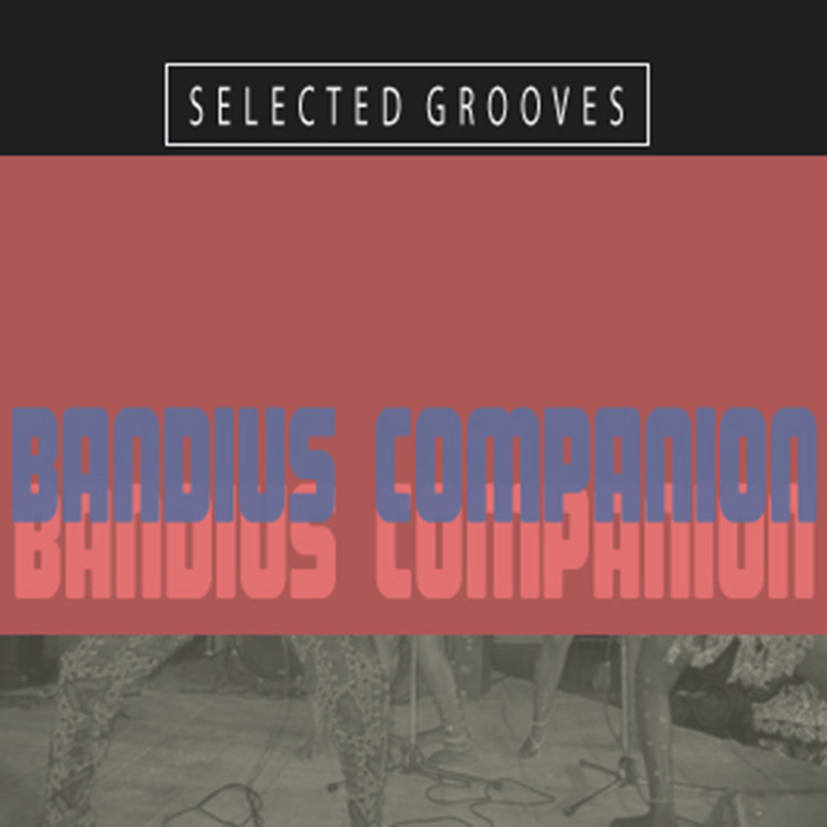 Bandius Companion - Selected Grooves (SOLD OUT)