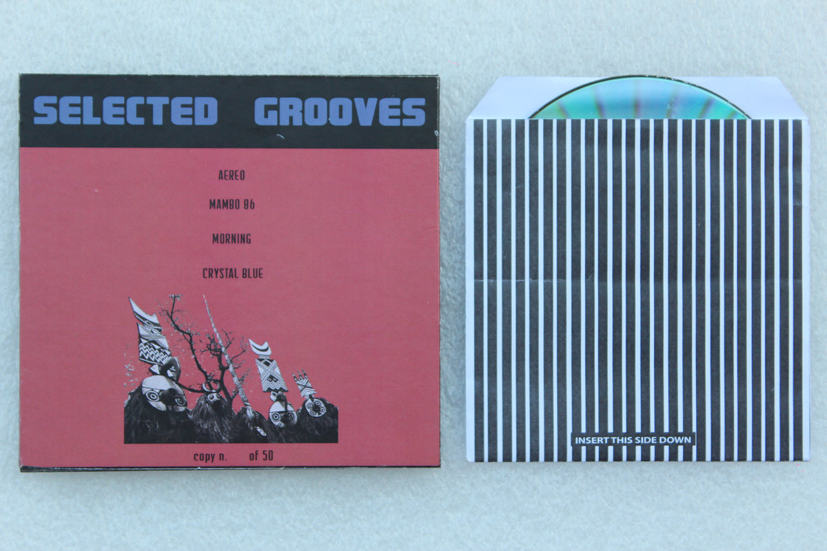 Bandius Companion - Selected Grooves CD (SOLD OUT)
