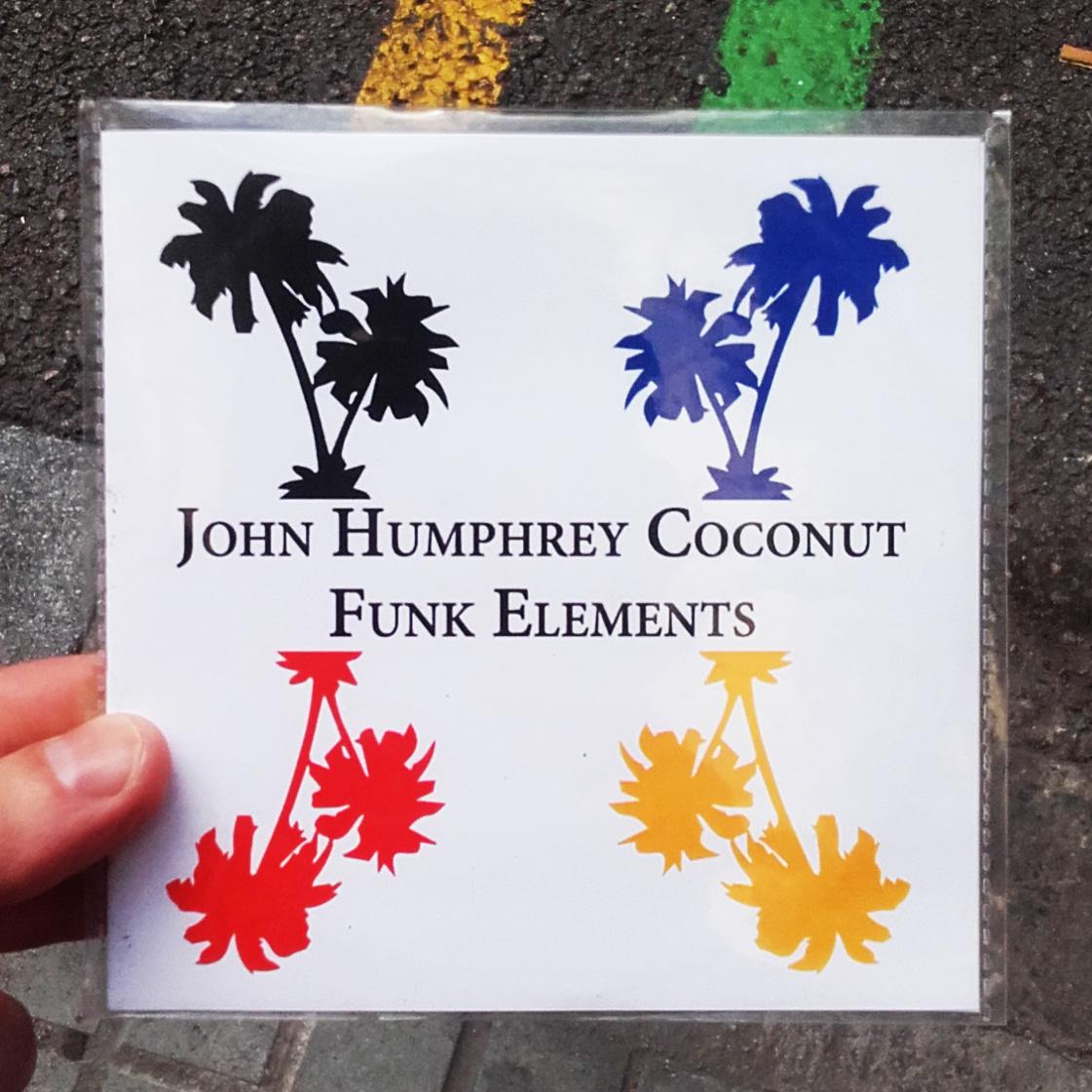 John Humphrey Coconut - Funk Elements