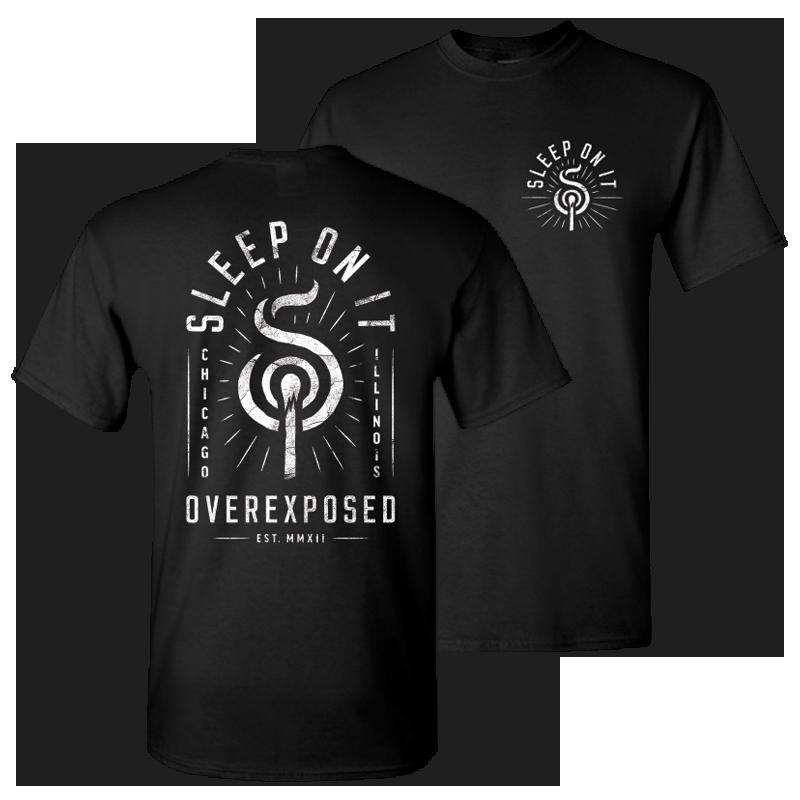 Overexposed Tee - 15% OFF!