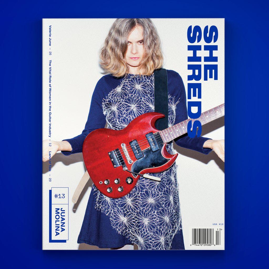 She Shreds Magazine - #19 & back issues