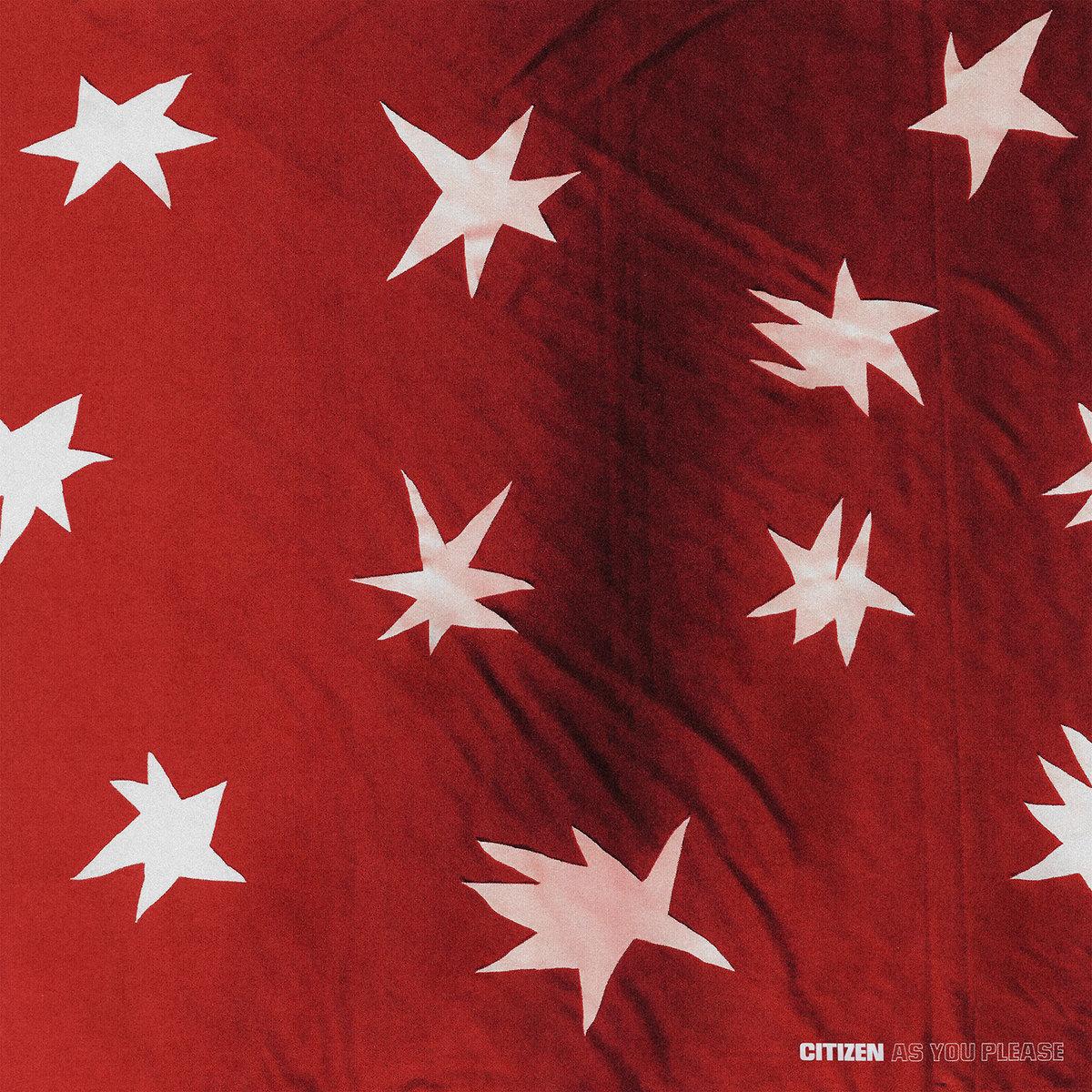 Citizen - As You Please LP